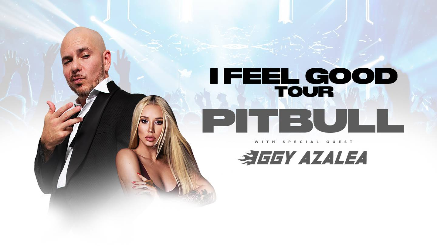 Enter to win Pitbull tickets!