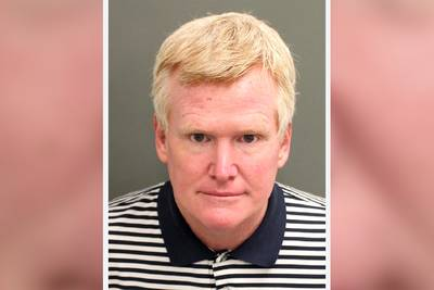 S.C. attorney Alex Murdaugh charged with taking funds from housekeeper's death settlement