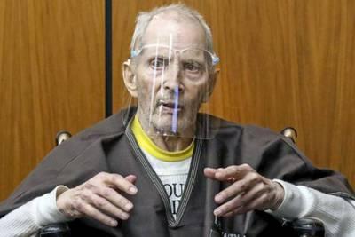 Robert Durst sentenced to life in prison for murder of Susan Berman