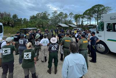Gabby Petito: Search for Brian Laundrie resumes at Florida nature preserve