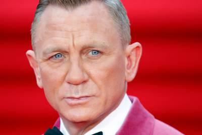 Actor Daniel Craig donates $13K to dads' suicide awareness walk